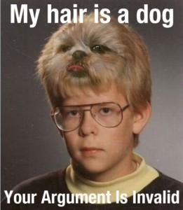 Great Funny Hair Meme